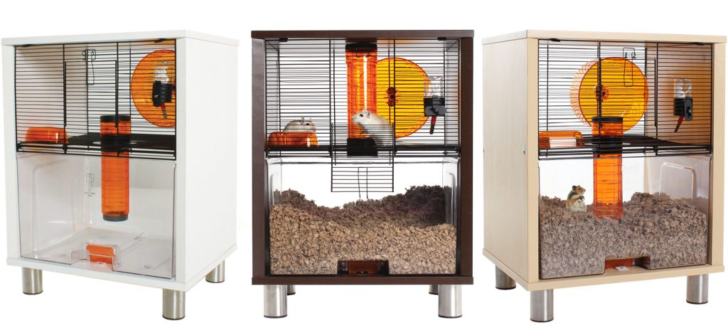 Qute_hamster_and_gerbil_cage_composite_of_three_colours
