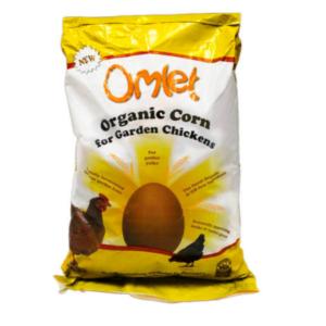 Omlet økologisk blandet korn - 10kg